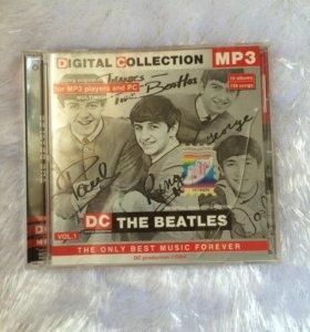 CD- диск Beatles