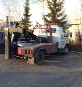 Услуги грузового и легкового эвакуатора 24 часа