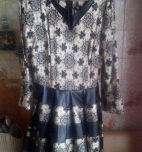 Платье 42 размер Турция