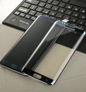 Стекла и пленки для Samsung Galaxy S7edge / S8