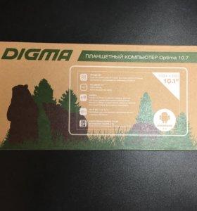 Планшетный компьютер digma Optima 10.7
