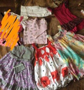 Одежда На девочку 5-6 лет