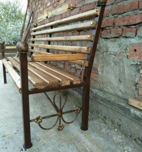 Лавочки, кресла, мангалы и т.д.