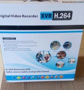 IP видео регистратор 8 канальный