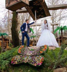 Свадебное Платье👑