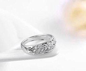 Ювелирная бижутерия, кольцо