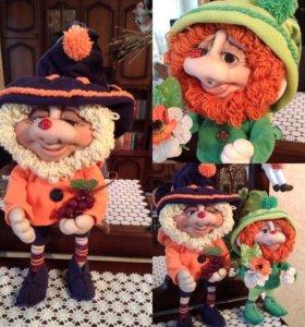 Куклы различной тематики