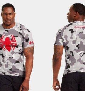 Компрессионные футболки under armour