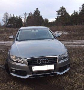 Продам Audi A4 1.8 AT,2010,седан