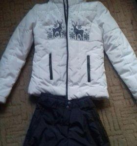 Зимний костюм Rodos