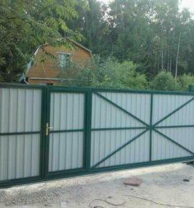 Ворота ,заборы, калитки