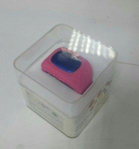 Часы q50 розовые