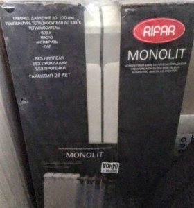 Радиатор Rifar Monolit - 500