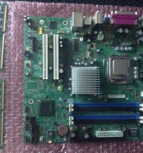 Intel D915GAG + Celeron D 2,93Ghz + 512Mb DDR
