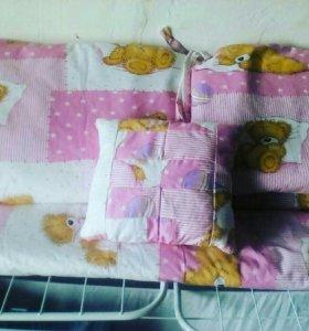 Бортики.подушки.одеялка
