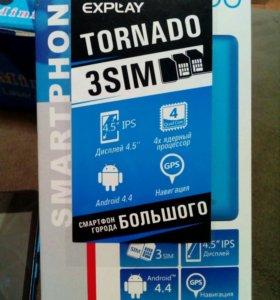 Телефон explay tornado