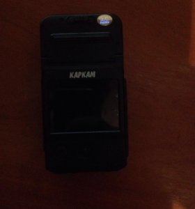 Автомобильный видеорегистратор kapkam Q2