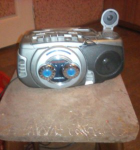 Магнитофон кассетный атланта