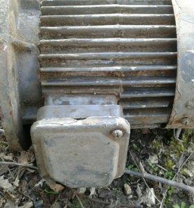 Двигатель 1,1 кВт - 1500об/ мин