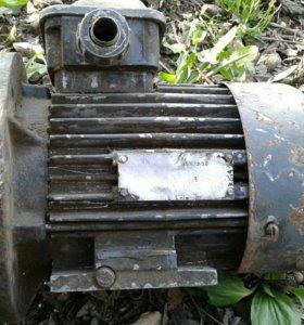 Двигатель 2 кВт - 1500 об/мин