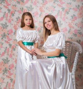 Аренда платьев для семейной фотосессии