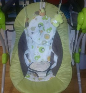 Качели Baby Care Balancelle Green