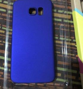 Бампер на Samsung S6 edge