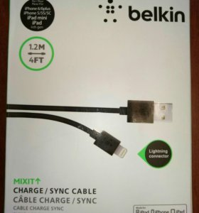 Usb кабель Belkin для iPhone