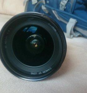 Объектив Canon 17-40mm