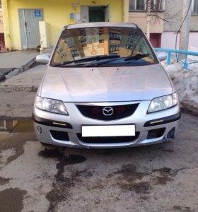Mazda Premacy 1.8, 135л.с