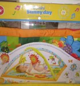 Развивающий коврик TinyLove Sunny day
