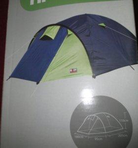 Палатка APIA-2 трехместная двуслойная