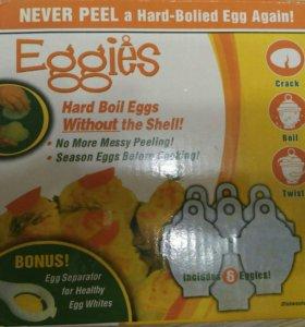 Набор форм для яиц.Новые