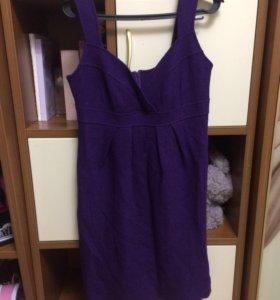 Тёплое платье, 46 размер