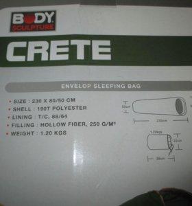 Спальник crete