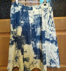 Новая летняя юбка 56-58 размер