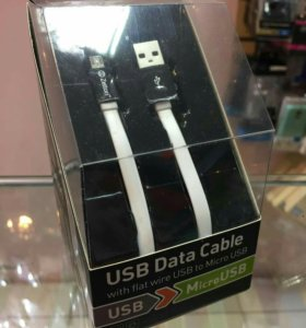 Дата кабель Zetton micro USB