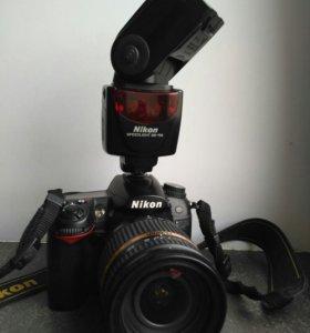 Nikon d7000 + Nikkor 50 1.4 + Tamron 17-50 2.8 + S