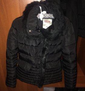 Куртки разные