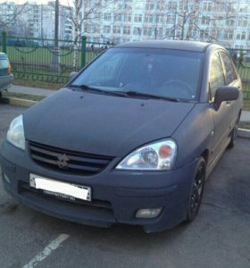 Suzuki Liana 1.6 AT, 2005, седан