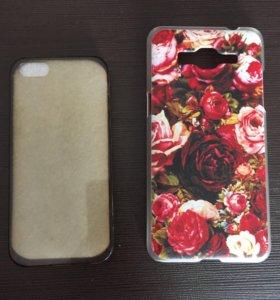 Чехол на айфон 5/5s и на Самсунг гранд прайм