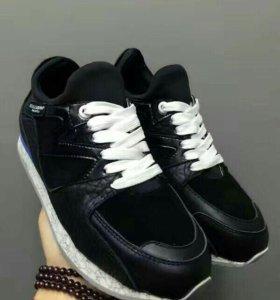 Кроссовки D&G черные