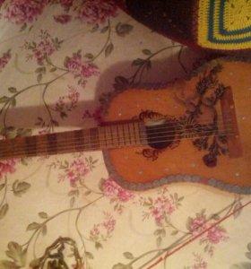 Прадам гитару 6-ти струнная,