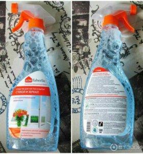 Продам средство для чистки и мытья стекол и зеркал