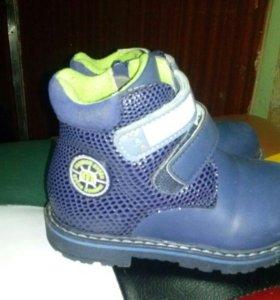 Ботинки детские р-р25