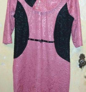 Вечернее платье 50-52 размер