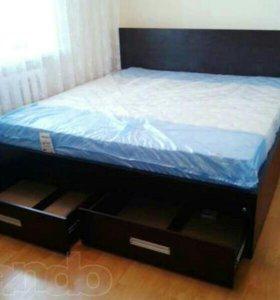 Кровати, матрацы