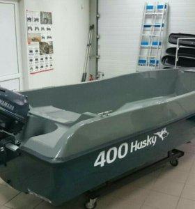 лодка Husky 400
