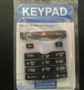Кнопки для Sony Ericsson K750