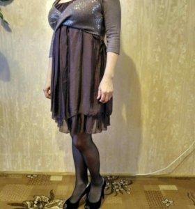 Платье нарядное 46-48